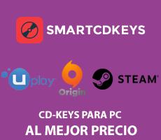 SmartCDKeys - Steam CD Keys baratas