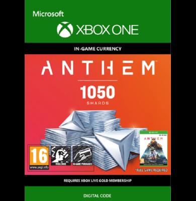 Anthem: 1050 Shards (Xbox One)