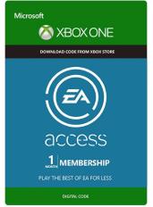 EA Access Pass 1 Month (Mes)