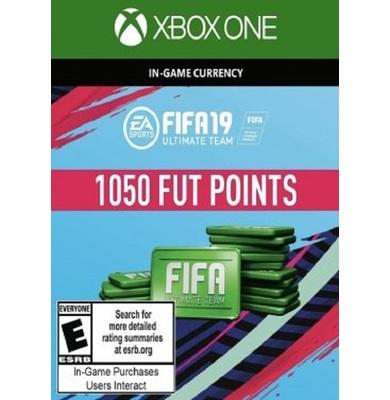 FIFA 19: 1050 FUT Points (Xbox One)