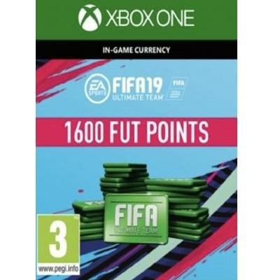 FIFA 19: 1600 FUT Points (Xbox One)