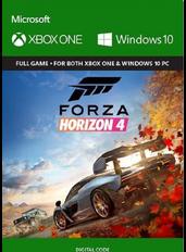 Forza Horizon 4 (PC / Xbox One) (Xbox Play Anywhere)