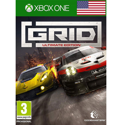 GRID - Ultimate Edition (2019) (USA) (Xbox One)