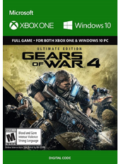 Gears of War 4 - Ultimate Edition (PC / Xbox One) (Xbox Play Anywhere)