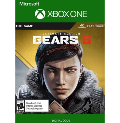 Gears 5 Ultimate Edition (Xbox One)