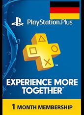PS Plus 1 Monat (Deutschland)