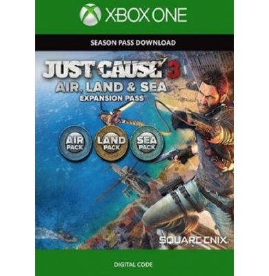 Just Cause 3: Air, Land & Sea Expansion Pass (Xbox One)