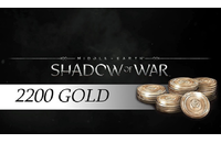 Middle-Earth: Shadow of War - 2200 Gold (Xbox One)