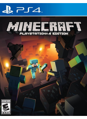 Minecraft: PlayStation4 Edition (PS4)