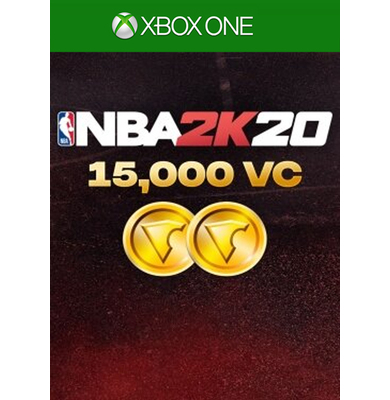 NBA 2K20: 15.000 VC (Xbox One)
