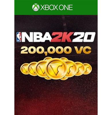 NBA 2K20: 200.000 VC (Xbox One)