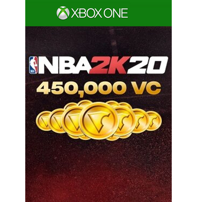 NBA 2K20: 450.000 VC (Xbox One)