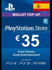 Tarjeta Regalo PlayStation - 35€ (EUR) | Alemania