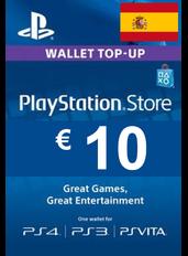 Tarjeta Regalo PlayStation - 10€ (EUR) | España