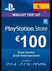 Tarjeta Regalo PlayStation - 100€ (EUR) | España