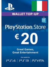 Carta Regalo PlayStation - 20€ (EUR) | Italia