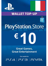 Carta Regalo PlayStation - 10€ (EUR) | Italia