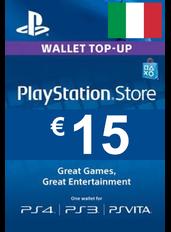 Carta Regalo PlayStation - 15€ (EUR) | Italia