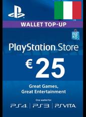 Carta Regalo PlayStation - 25€ (EUR) | Italia
