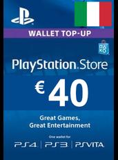 Carta Regalo PlayStation - 40€ (EUR) | Italia