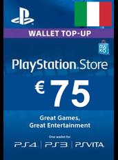 Carta Regalo PlayStation - 75€ (EUR) | Italia
