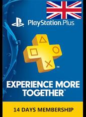 PS Plus 14 zile (UK - Marea Britanie)