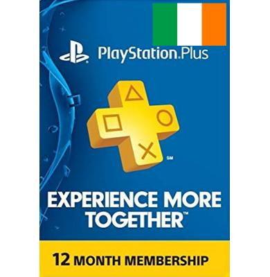 PS Plus 12 Month (Ireland)
