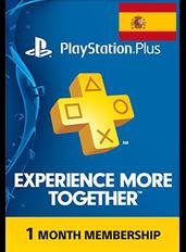 PlayStation Plus 1 Mes (España)