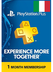 Abbonamento PlayStation Plus 1 Mese (Italia)