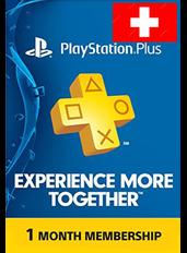 PS Plus 1 Monat (Schweiz)