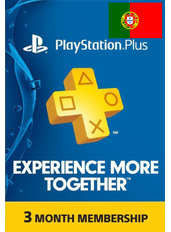 PS Plus 3 Luni (Portugalia)
