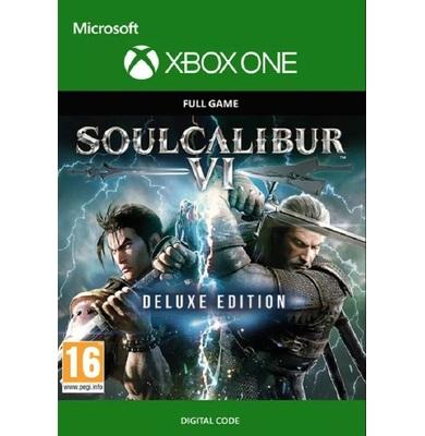 Soulcalibur VI (6) - Deluxe Edition (Xbox One)