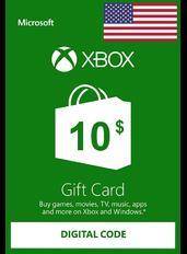Xbox Guthabenkarte $10 (USD) | USA