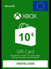 Xbox Gift Card 10€ (EUR) | Europa
