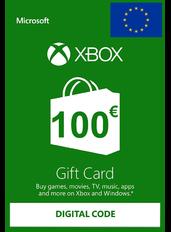 Xbox Gift Card 100€ (EUR) | Europa