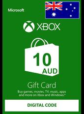 Xbox Guthabenkarte $10 (AUD) | Australien