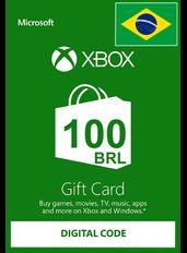 Xbox Cartao Presente R$100 (BRL) | (Brasil)