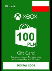 Xbox Guthabenkarte 100 zł (PLN)   Polen