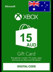 Xbox Guthabenkarte $15 (AUD) | Australien