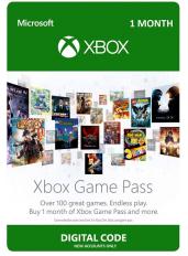 Xbox Game Pass 1 Monat