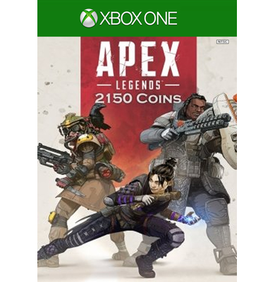Apex Legends: 2150 Apex Coins (Xbox One)