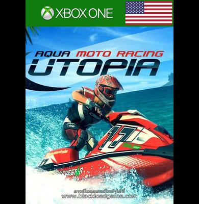 Aqua Moto Racing Utopia (USA) (Xbox One)