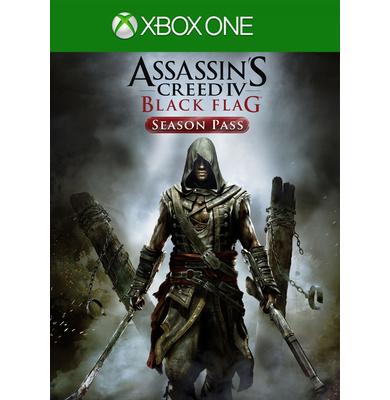 Assassins Creed IV (4): Black Flag Season Pass (DLC) (Xbox One)