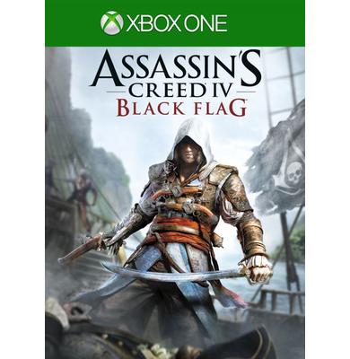 Assassins Creed IV (4): Black Flag (Xbox One)