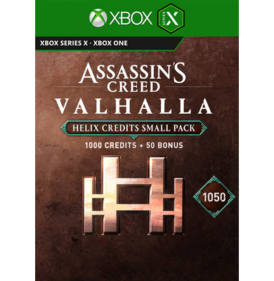 Assassin's Creed Valhalla – 1050 Helix Credits (Xbox Series X)
