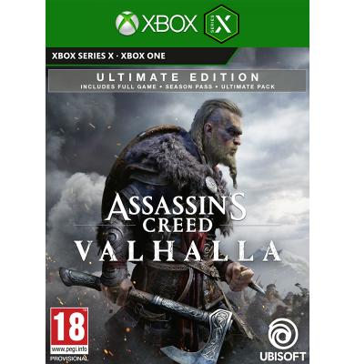 Assassin's Creed Valhalla - Ultimate Edition (Xbox One / Series X)