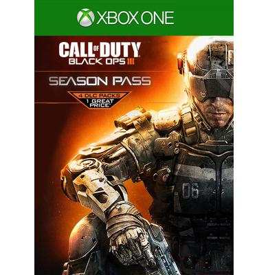Call of Duty: Black Ops (3) III - Season Pass (DLC) (Xbox One)