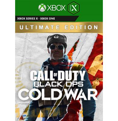 Call of Duty: Black Ops Cold War - Ultimate Edition (Xbox Series X)