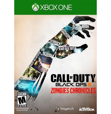 Call of Duty: Black Ops III - Zombies Chronicles (DLC) (Xbox One)