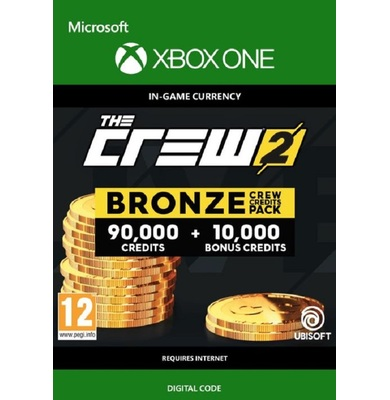 The Crew 2 - Bronze Crew Credits Pack (DLC) (Xbox One)